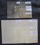 Vellum Size Samples
